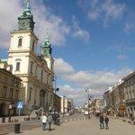 Krakowskie Przedmiescie Варшава