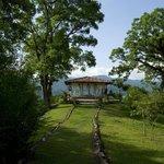 Gaia, yoga and wedding pavilion