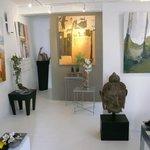 Une vue de la Galerie Francis CHAPUS