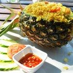 Ananasreis - sehr lecker!