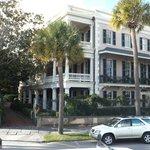Beautiful Old Home along Charleston's World Famous Battery