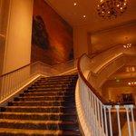 Sanctuary grand staircase