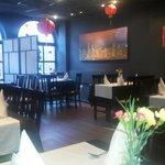 Inside restaurant part 2