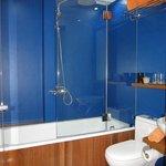 Bathroom of Beachfront First Floor Room