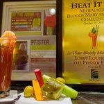 Award winning Bloody Mary.