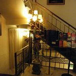 Hall hotel lato ascensore