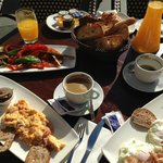 Super Frühstück