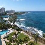 view from 6th floor oceanfront