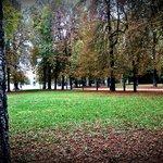 Il parco Ducale nel periodo Autunnale