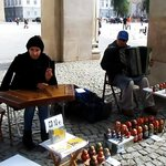 Street Artists the Dom