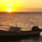 Zeerover Restaurant sunset view