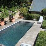 Kl. Pool im Garten