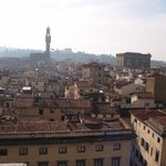 Terrace views of florence