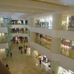 Downstairs Shopping Mall