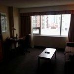 Room 903 Living room