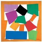 Here's an example.  I know it's a Matisse, but please.  Then it gets worse.