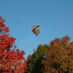 Balloon rides are not included in your resort fees, but worth it