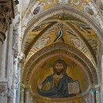 Византийские мозаики в соборе
