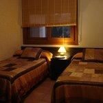 habitacion doble del apartament