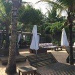 Beach club (Etnia Club de Mar - different location!)