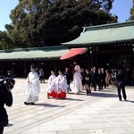 A beautiful day for wedding