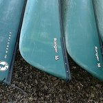 New Forest Activities canoes
