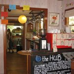 Foto van The Hub Cafe