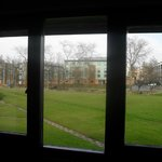 View of University from room