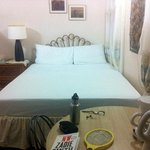 Bed & table