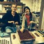 An amazing chocolate making adventure! Amazing day and an amazing experience too