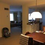 Our 2 bedroom corner suite