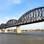 The Big Four Railroad Bridge