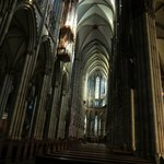 Inside the Cathedral. Attend Sunday service to get the full feel of it.