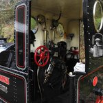 The historic Talyllyn Railway