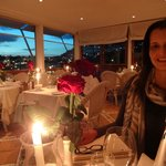 Restaurante romântico com linda vista!
