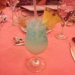 Ask and you shall recieve...Blue Hawaiian!