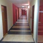 Corridoio 6º piano
