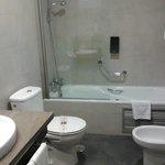 cuarto de baño suite