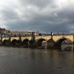 Charles Bridge by day