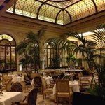 The Iconic Palm Court
