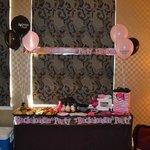 Bridal Shower Room 910