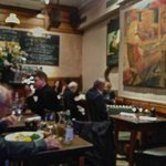 View of the restaurant La Buchee