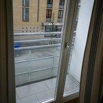 Gruner apartment Hotel Balcony