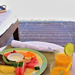 Lunch served to Cabana