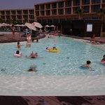 piscina exterior aquecida