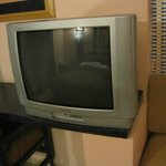 Older TV -but not used