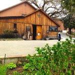 Kenwood's old barn