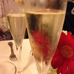 Lovely prosecco