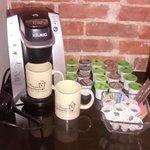 Pros amantes de café... :)