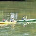 Area Kayaking